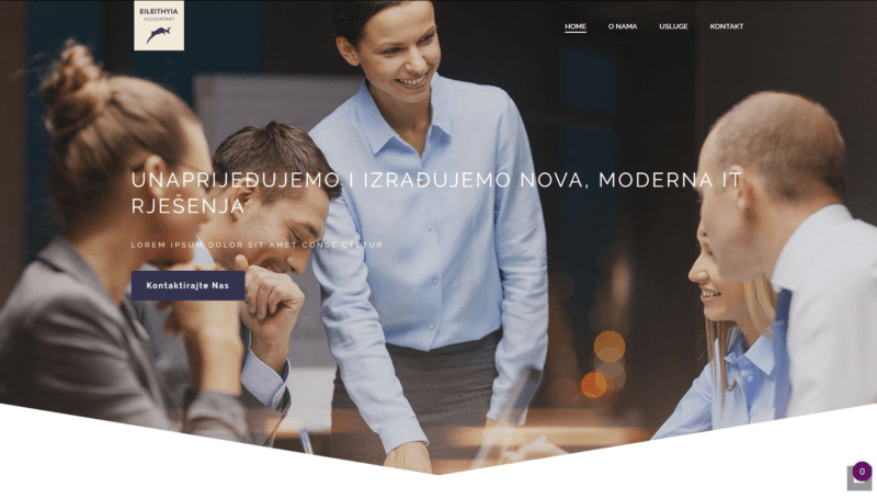 business wordpress featured portfolio
