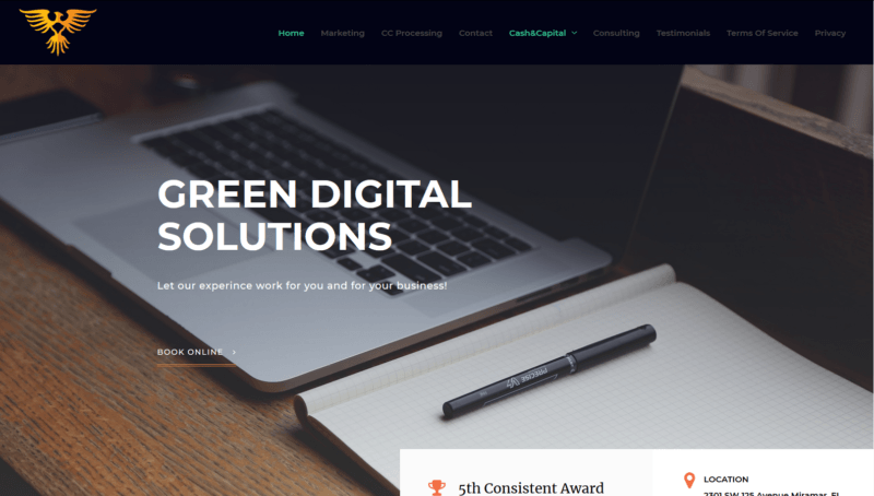 green digital solutions home 1