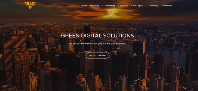 green digital solutions home