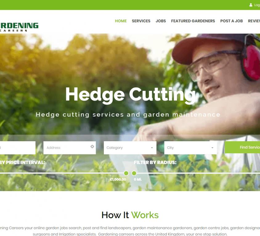 Gardening Careers